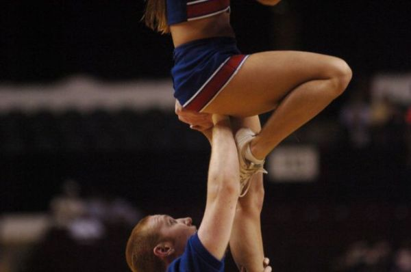 Cheerleaders touching their asses pics 413